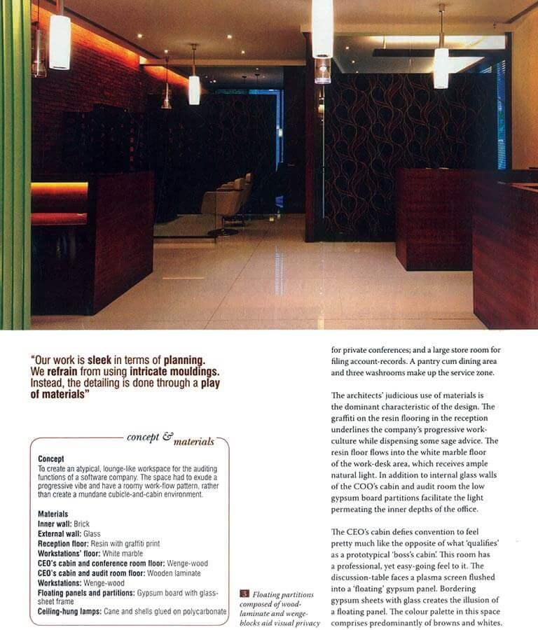 Better Interiors 2007